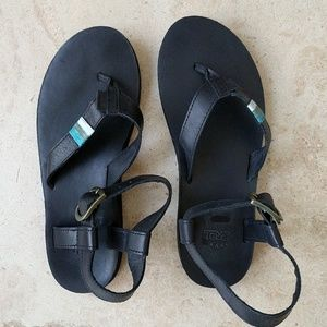 Teva leather Sandals